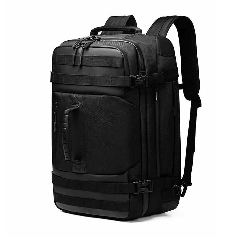 Bagaj ve Çantalar'ten Sırt Çantaları'de OZUKO çok fonksiyonlu Sırt Çantası Erkekler omuz çantaları 2019 Büyük Seyahat Çantası Su Geçirmez Laptop Çantaları Erkek mochila Açık sırt çantası'da  Grup 1
