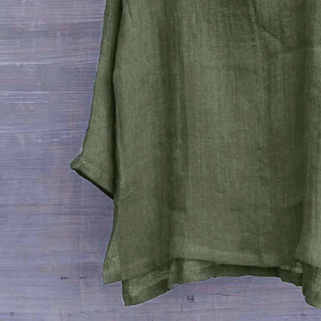 リネンメンズ Tシャツファッション 2019 夏新メンズスタンドカラー Tシャツ中国風カジュアル色半袖トップス # P30
