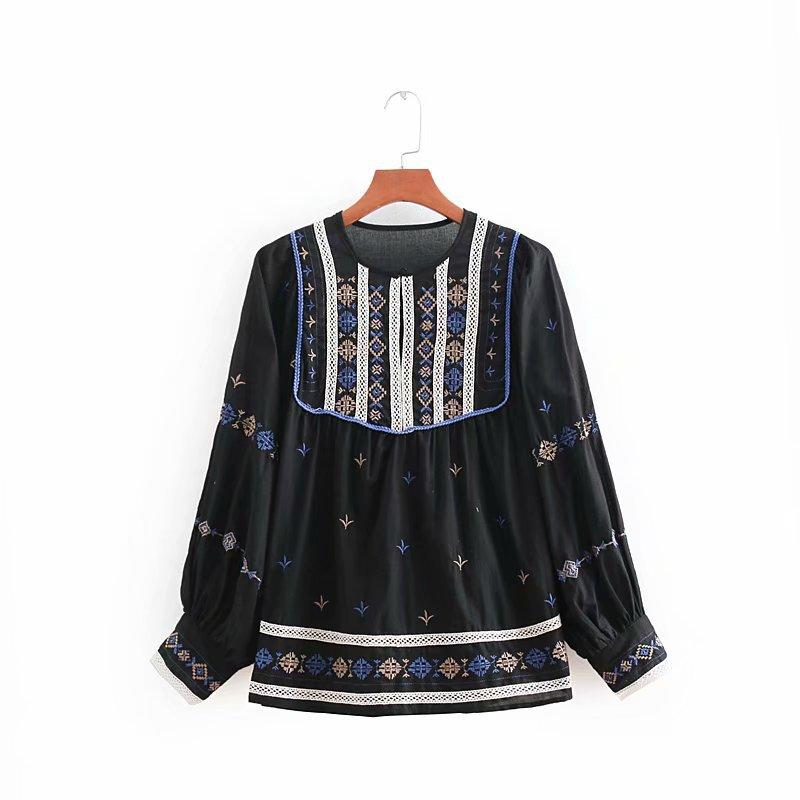 Shirt Boho 2018 Women 7