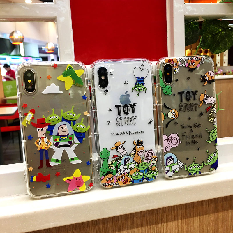 Toys are discounted coque iphone 6 toy story in Toy World