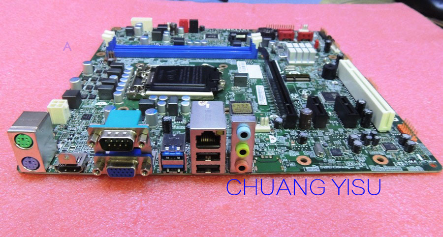 Free shipping CHUANGYISU for original M700 M4900C motherboard S1151 DDR4 PCI E 3 0 IH110MS 01AJ167
