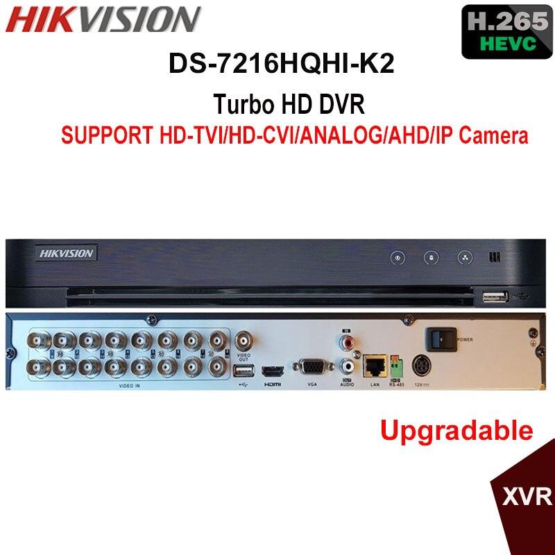 Hikvision DVR Recorder DS-7216HQHI-K2