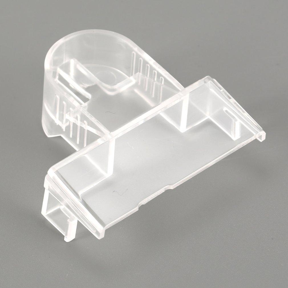 Soporte abrazadera bloqueo hebilla PTZ lente de la Cámara cardán cubierta tapa Protector para DJI Mavic Pro Drone piezas de repuesto accesorios Compone