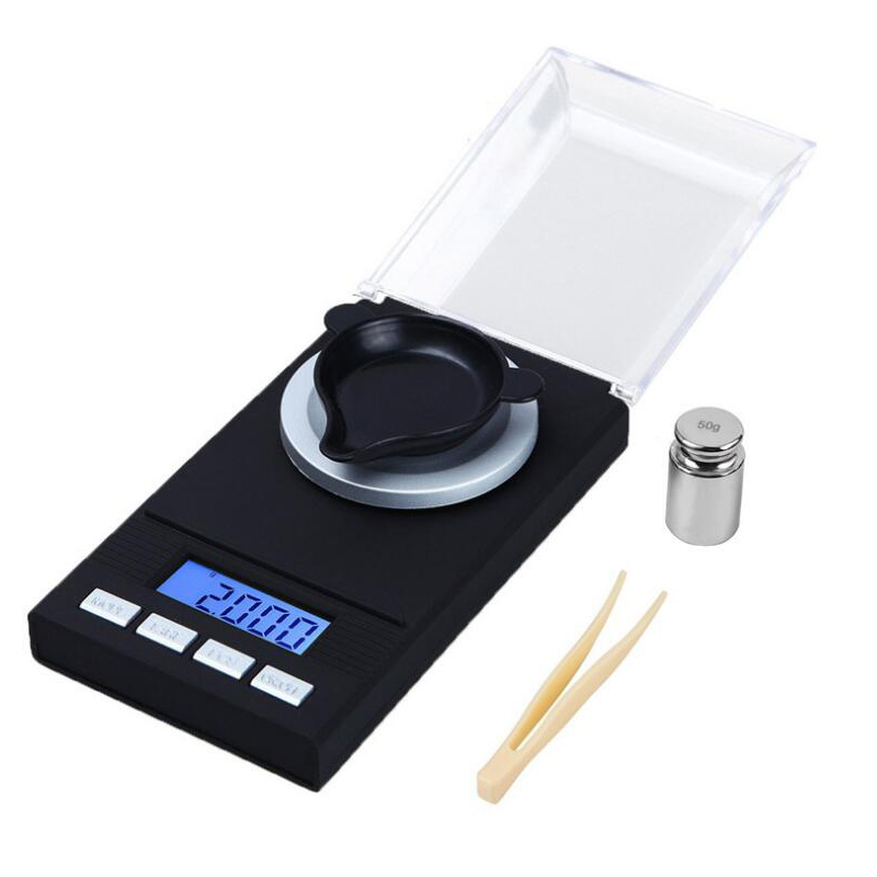 0.001-20g//0.01-100g Digital Electronic Balance Kitchen Jewelry Food Scale Weight
