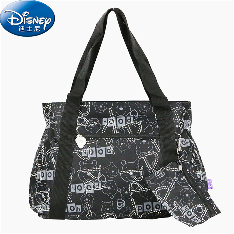 Disney 2018 Thermal Insulation Bag High-capacity Baby Feeding Bottle Bags Baby Care Diaper Bags Canvas Insulation Bags ZT026