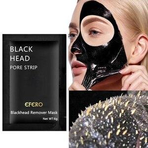 Image 3 - Упаковка из 10 шт. Красота для носа, маска для удаления угрей черная маска для лица черных точек полоски для прокладки поры шелушиться макияж черных точек маска для лица