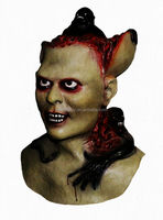 Halloween Deadly Silence Blood Awful Overhead Latex Zombie Fantasy Mask