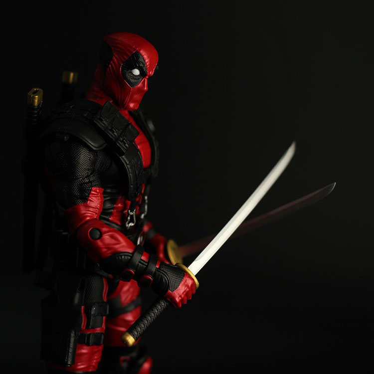 Deadpool 1pcs/set 20cm 3 color marvel x man action anime figures movie...
