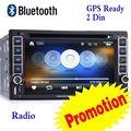 "Ctj ES737G 6.2 ""2 Din Автомобильный DVD CD MP3 Стерео Авторадио GPS RDS SWC Bluetooth"