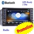 "Erisin ES737G 6.2 ""2 Din Car DVD CD MP3 Estéreo Autoradio GPS RDS SWC Bluetooth"