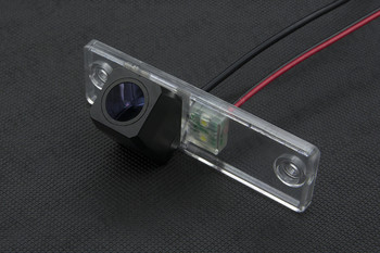 Full 1280*720 Car Rear view Camera For Toyota Fortuner SW4 2005 2006 2007 2008 2009 2010 2011 2012 Car Reverse Camera image