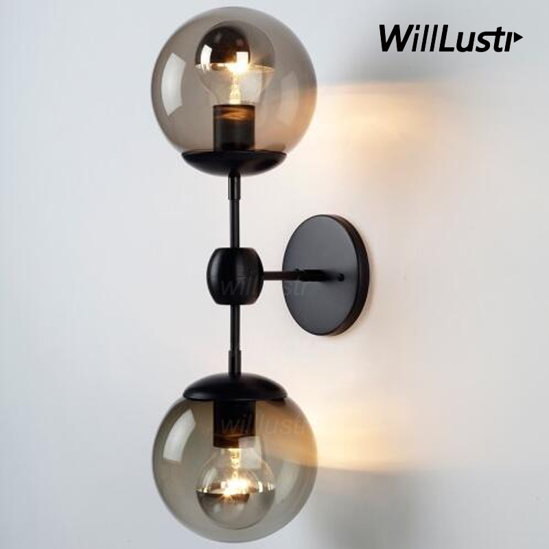 Bathroom Lighting Globes online get cheap glass wall lamp shades -aliexpress | alibaba