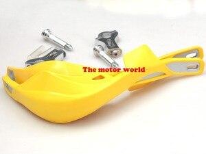 Защитный руль, защита для рук, 22, 28 мм, из сплава, для мотоцикла, мотокросса