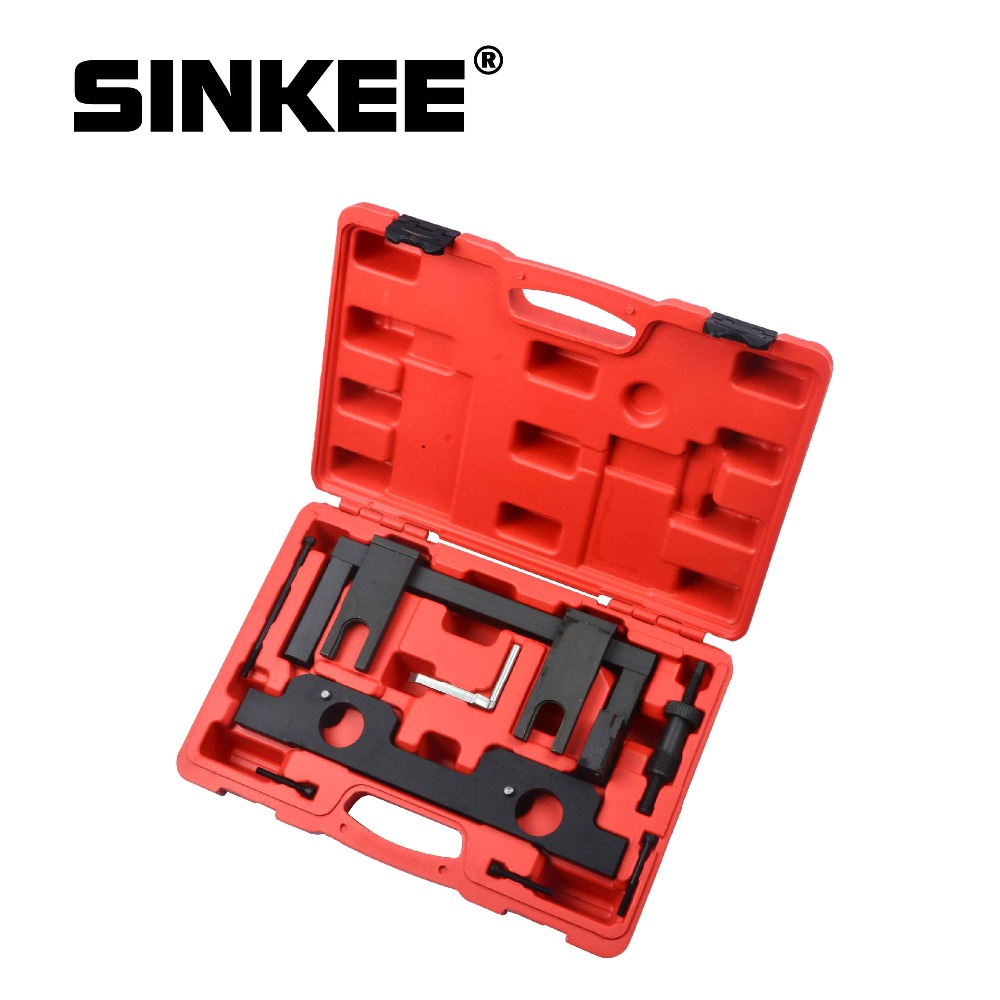 For BMW N20/N26 4 Cylinder Turbo Vanos Cam Camshaft Alignment Engine Timing Locking Master Tool Kit SK1061For BMW N20/N26 4 Cylinder Turbo Vanos Cam Camshaft Alignment Engine Timing Locking Master Tool Kit SK1061