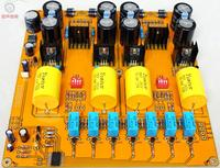 Assembeld PASS 2 0 Single Ended Class A Preamp Board FET Preamplifier Board