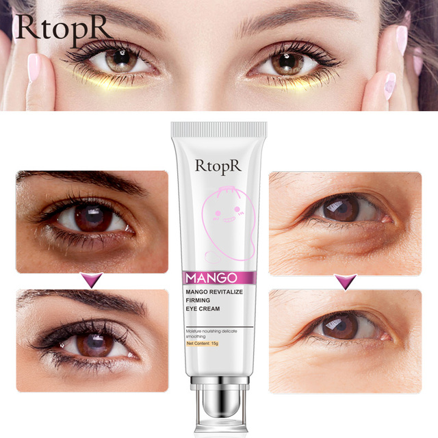Mango Anti Winkles Eye Cream Skin Care Anti-Puffiness Dark Circle Anti-Aging Moisturizing Eyes Creams Firming Facial Eye Skin 1