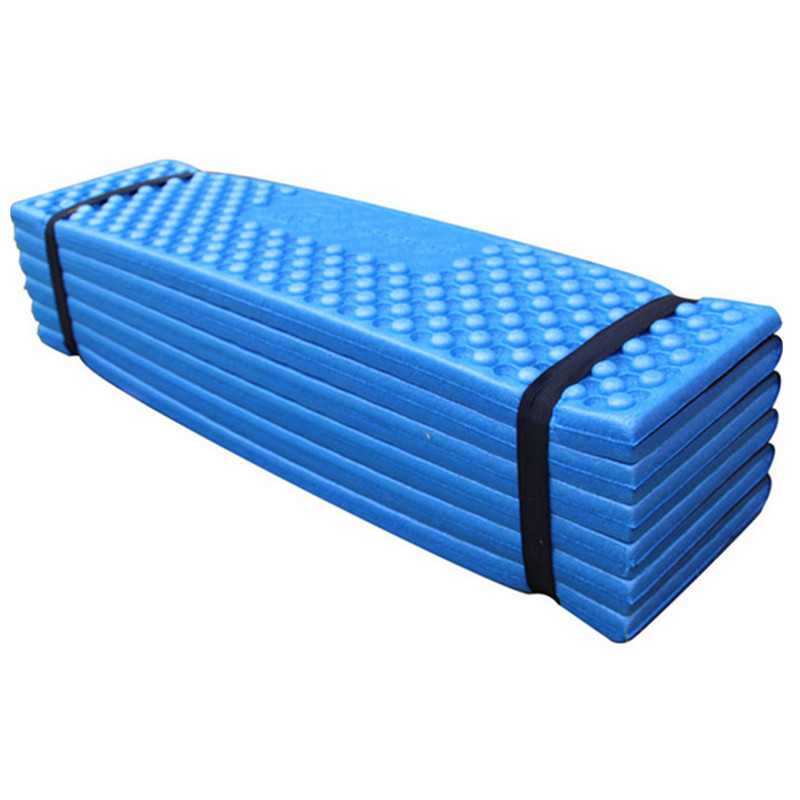 Outdoor Camping Mat Ultrightight Foam Picnic Mat Kokkupandav Beach Mat telk magamiskott Veekindel Travel Mat Camping Mattress