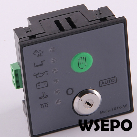 Top Quality Replacement Controller, DSE701K-AS Control Module/Controller Unit for Diesel Generator Set similac