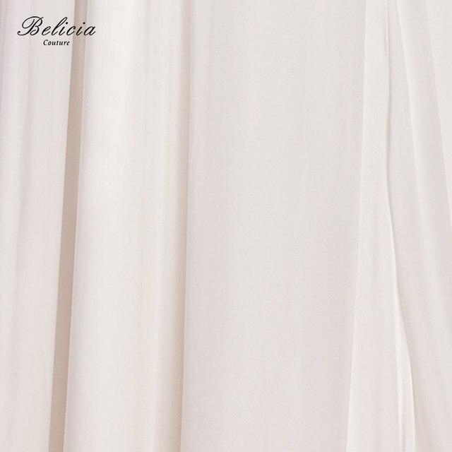 Online Shop Belicia Couture Maternity Wedding Dress Lace Appliques ...