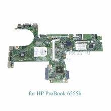 Laptop motherboard for Hp probook 6455B 6555B Main board / System board DDR3 Socket s1 613397-001