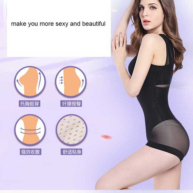 751e7ad0fb Hot shapers Women Full Body Slimming Control Thin Seamless Tummy Waist  trainer Shapewear Bodyshaper trainer corset