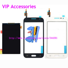 Original LCD DIsplay with Touch Screen Digitizer For Samsung Galaxy Core Prime DUOS SM-G360P G360 G3606 G3608 G360F tools
