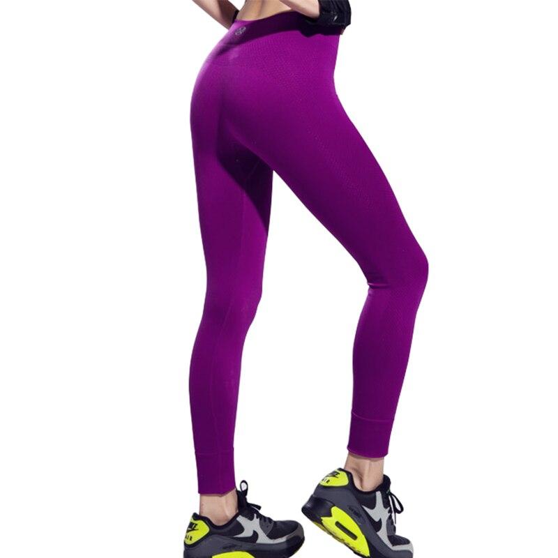 BESGO Women Running Tights Quick Dry Medium Waist Yoga Pants Breathable Seamless Gym Fitness High Elastic Women Sports Leggings