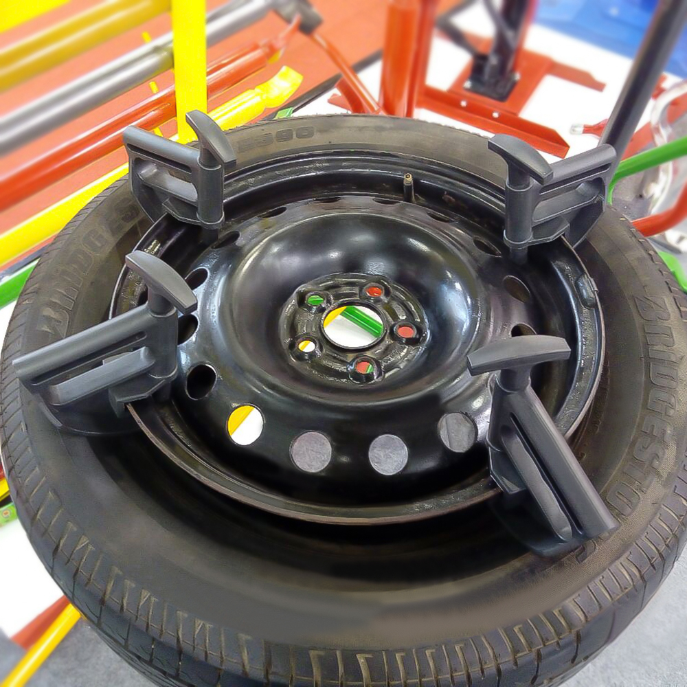 Tire Changer Tool Bead Clamp Drop Center Tool Wheel Rim Clamp Tire Changer Help