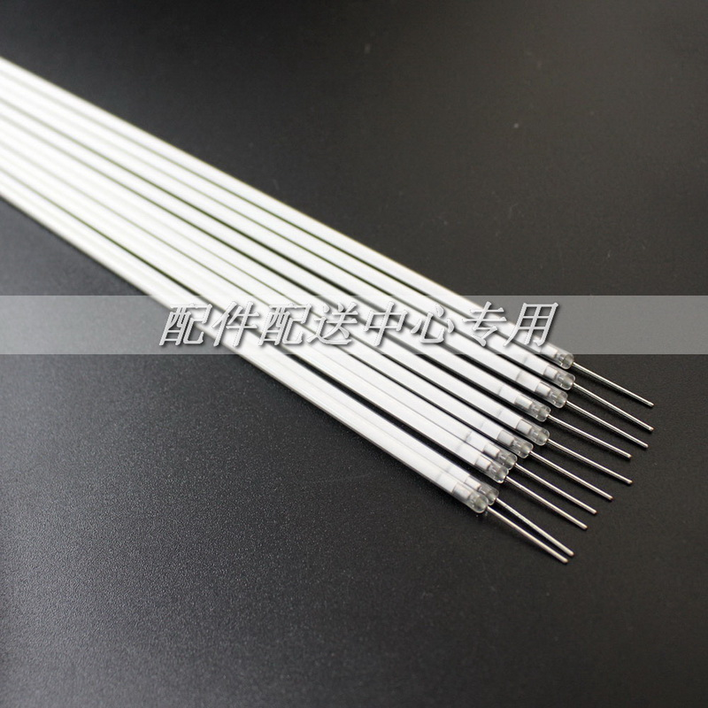 Pieces/lot   100pcs X 17 Inch 17'' Backlight CCFL Lamps Tube For 350mmx2.4mm LCD Monitor Screen Panel High Light 100%NEW