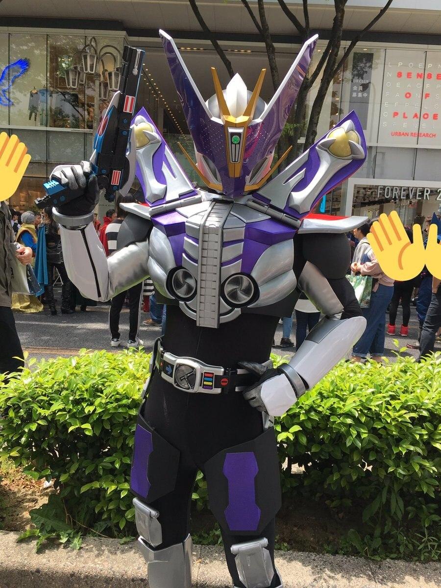 【COSPLAY】快乐第一!日本「ホココス2019」活动COS选集(下)猛汉篇- ACG17.COM