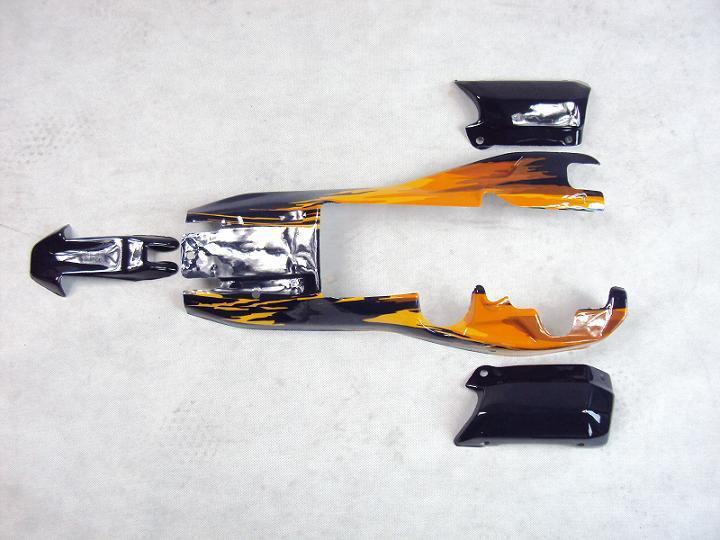 baja 5b body cover body shell 85026 04 mix deep color fit KM Rovan HPI
