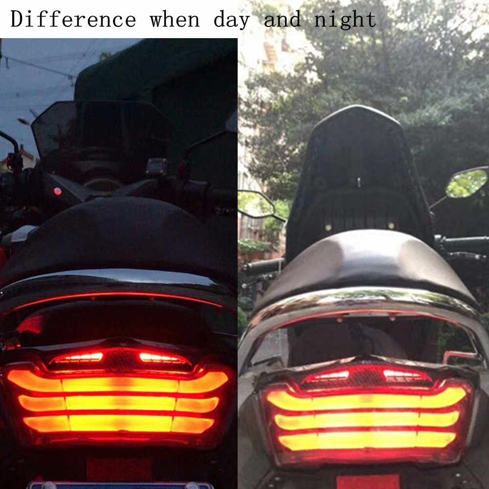 Detail Feedback Questions about Modified motorcycle parts rear lamp