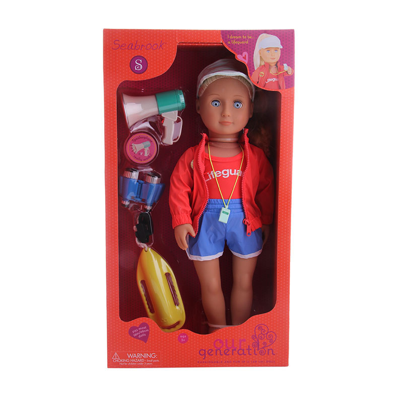 Doll Package Include 18 Inch American Doll, Clothes And Accessories,Girl's Toys,Our Generation,Birthday Gift