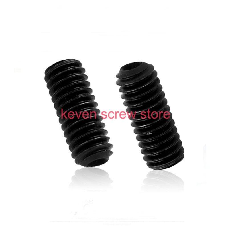 100 unidades peque/ño, 6//8 G 6//8 G negro ba/ñado en una sola pieza tapas para tornillos
