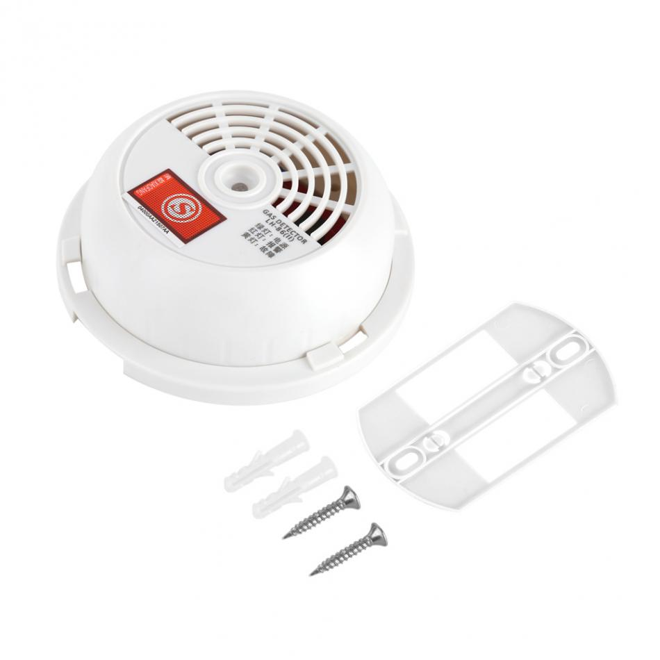 Schneidig Haushalt Gas Leck Alarm 85db Gas Leck Alarm Warnung Sensor Detektor Home Security Tool Mit Anzeige Licht Neue Werkzeuge