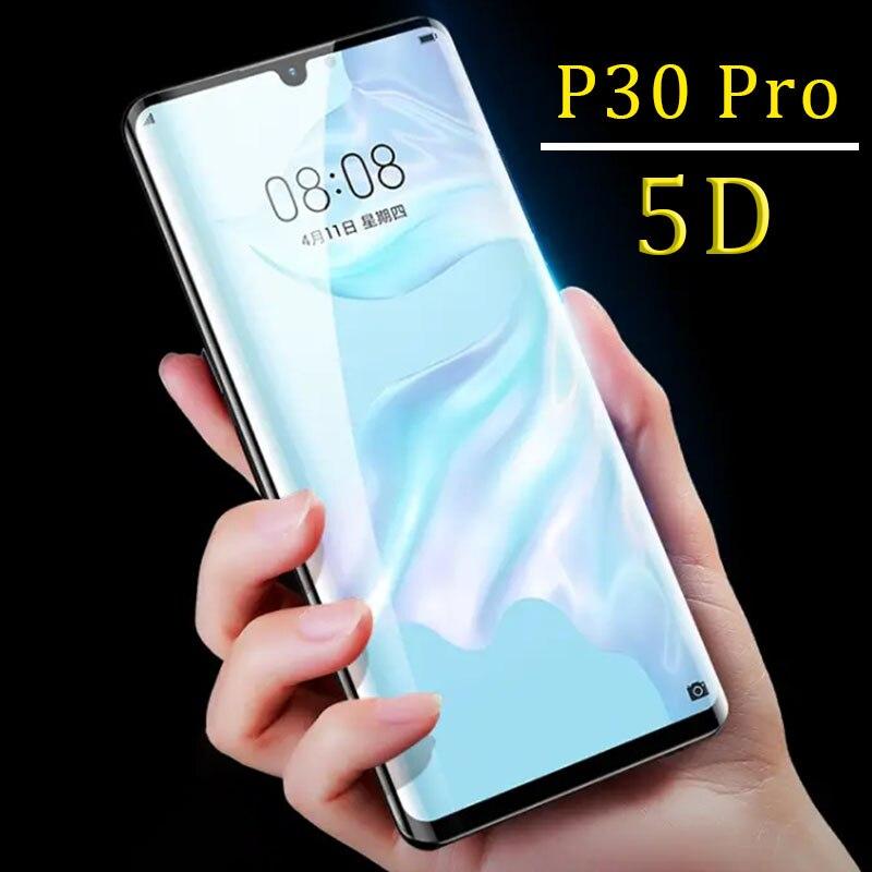 Закаленное стекло для huawei p30 pro, Защитное стекло для экрана huawei p 30 p30pro, Защитная пленка для телефона tremp honor premium