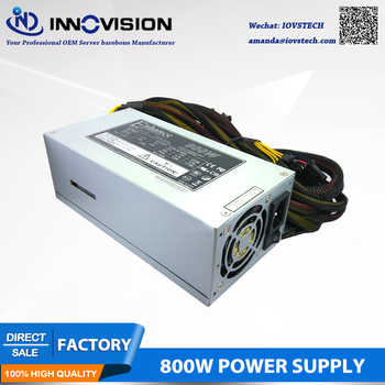 High quality 2U 800W Industrial switch power supply for 2U 3U 4U 6U rackmount chassis workstation server case 100-240v - DISCOUNT ITEM  0% OFF All Category