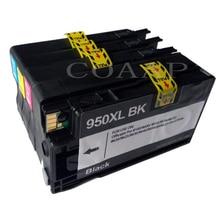 4 pack 950XL 951XL Ink Cartridges for HP officejet Pro 8600 Premium 8100