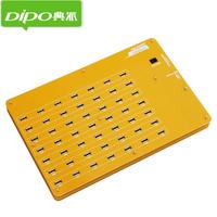 DIPO 49 port usb hub charging or transfer data 2.0 ports hubs by the PSU power for bitcoin mining Industrial grade