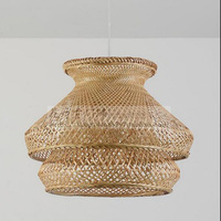 Southeast Asian Pendant Lights Restaurant balcony lamp bamboo lighting lamp simple teahouse room pendant lamps LU726251