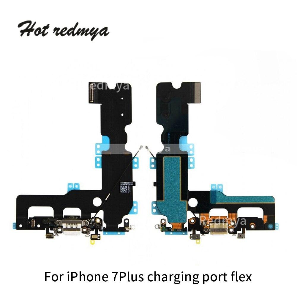 50 pcs/lot chargeur USB Flex pour iPhone 7 7plus 5.5