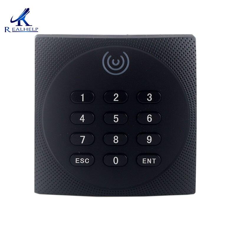 Image 4 - Lecteur RFID étanche de haute qualité  Lecteur de carte Wiegand lecteur autonome, montage facileLecteurs de cartes de contrôle   -