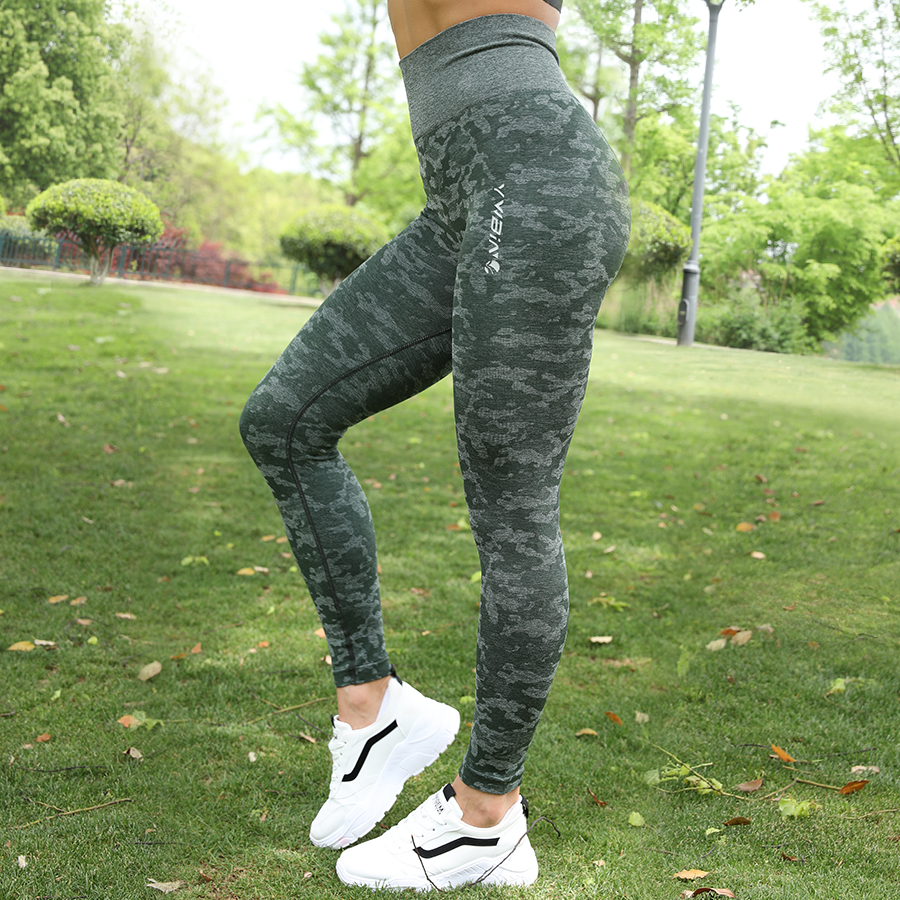 Buy Camo Gym Leggings Women