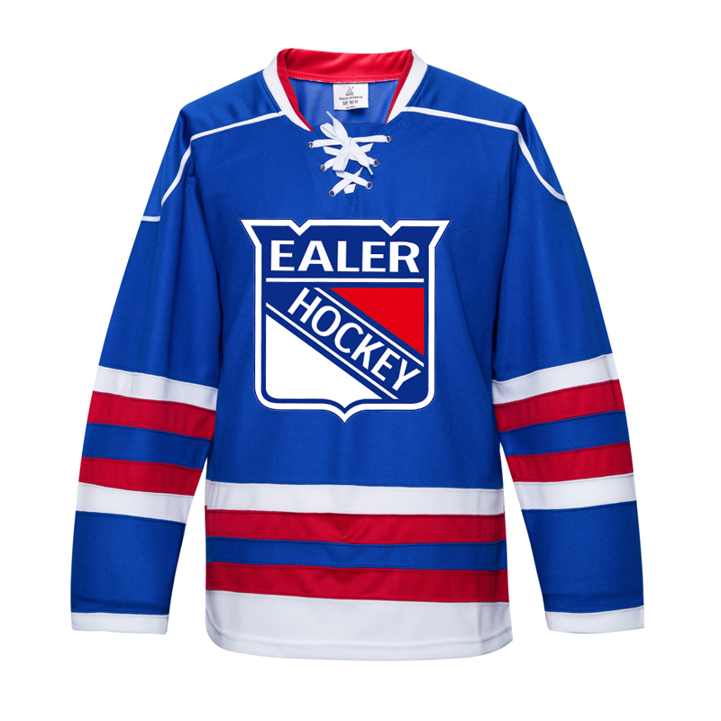 newest 0240b 2945b US $30.89 28% OFF|Cool Hockey free shipping Rangers ice hockey practice  jerseys With Logo in stock E036 customized any name and number-in Hockey ...