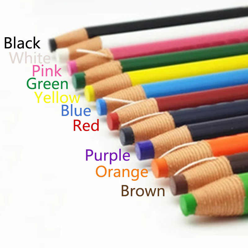 Marker Pen Sewing Tools Sewing Chalk Cut-free For Tailor Garment Pencil Sewing Accessories Fabric 1PC Pencils Tailor's Chalk