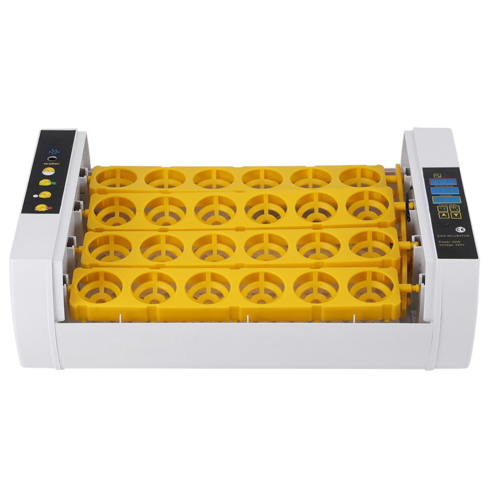 Image 3 - Temperature Control Digital Automatic Chicken Chick Hatcher Egg Incubator Hatcher for Chicken Eggs Incubator-in Feeding & Watering Supplies from Home & Garden
