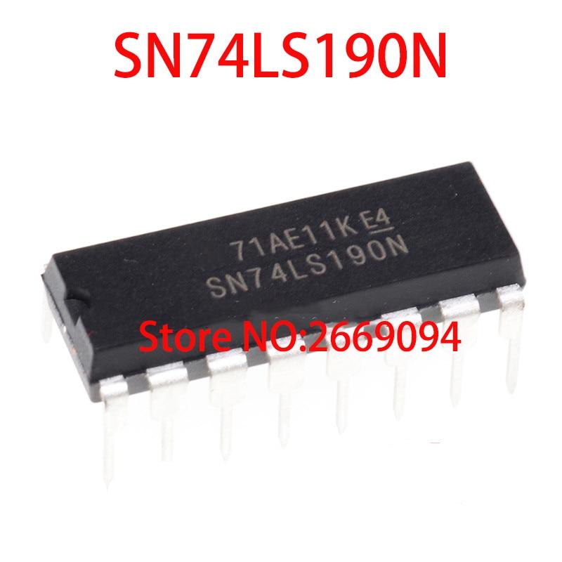 500PCS 74LS190 SN74LS190 HD74LS190P 74LS190P SN74LS190N 74LS190N DIP 16