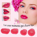 Professional Silicone Sexy Full lip pump plumper Red Lips Suction Enhancer Device Round Increase lips Women Fahion Beauty Tools