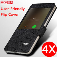 Xiaomi Redmi Note 4x 3gb 32gb Case Cover Leathe Flip Window Luxuery Snapdragon Xiaomi Redmi Note