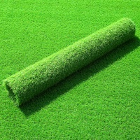 2*0.5m Artificial Lawn Landscape Real Touch Fake Moss Grass Park Green Garden Decoration Environmental Protection Health Sod